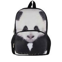 Hot Sale design Cat Backpack school bag animal cartoon school bag pillow for adults