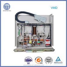 7.2 kV -1250A automatic types of electrical circuit breaker