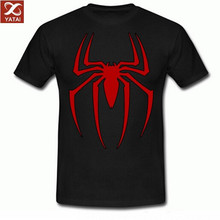 china factory fashion spiderman t-shirts