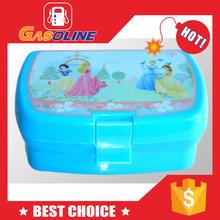 Super quality elegant plastic handle storage container