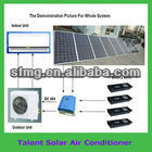 Electricity Saving Solar Air Conditioner Split System