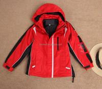 Mens outdoor sports wear ski & snow jackets