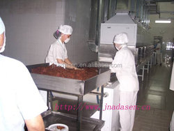 High quality microwave beef dry/dehydration and sterilizer machine