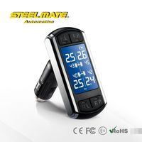 2015 Steelmate TP-08 automatic car tyre inflator,tire air pressure digital,electronic sphygmomanometer sensor