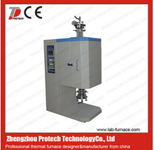 programmable control laboratory vertical tube furnace