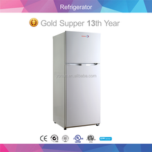 Top Mount Double Door Refrigerator Home Appliance