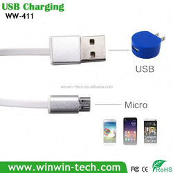 2015 top sell micro usb printer cable micro usb to rca cable for samsung galaxy s4