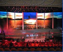 P16 Outdoor full color led screen display for advertising