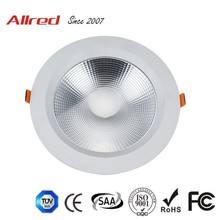 flush mount high luminous downlight led 20w