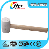 Wooden Hammer For Kitchen Use For Make Meat Tenderizer