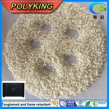 Flame retardant injection grade HIPS plastic in pellets