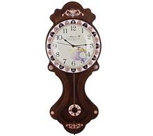Top Selling Unique Vintage Big Digital Pendulum Wall Clock for Elderly Gift