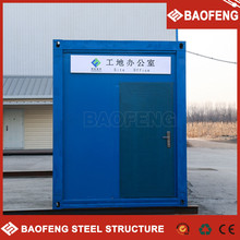 luxury prefabricated heat resisting Fashionable container store