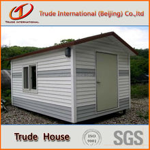 Steel frame prefab house for micro student studio