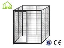 New design unique galvanized cheep chain link dog kennels pet dog cage pet cage