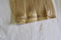 high quality remy tape skin hair weft