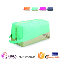 Alibaba express korean cosmetic bag, travel pouch, laminating pouch