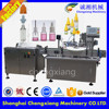 Shanghai auto e cig liquid filling machine,e-liquid filling capping and labeling