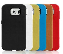 For Samsung galaxy S6 S6 edge soft tpu mobile phone case different colours
