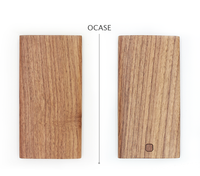 High Quality Ocase 8000mAh Real Wood Power Bank