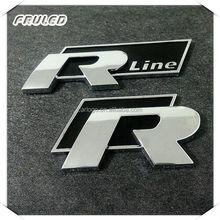 custom car emblems and badges car sticker chrome