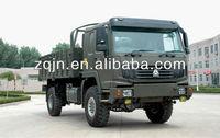 SINOTRUK HOWO 4x4 amphibious vehicle