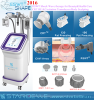 Factory ESTW Shockwave rf cellulite and weight loss equipment