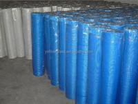 Blue 5mm*5mm 160g/m2 marble reinforcing fiberglass mesh