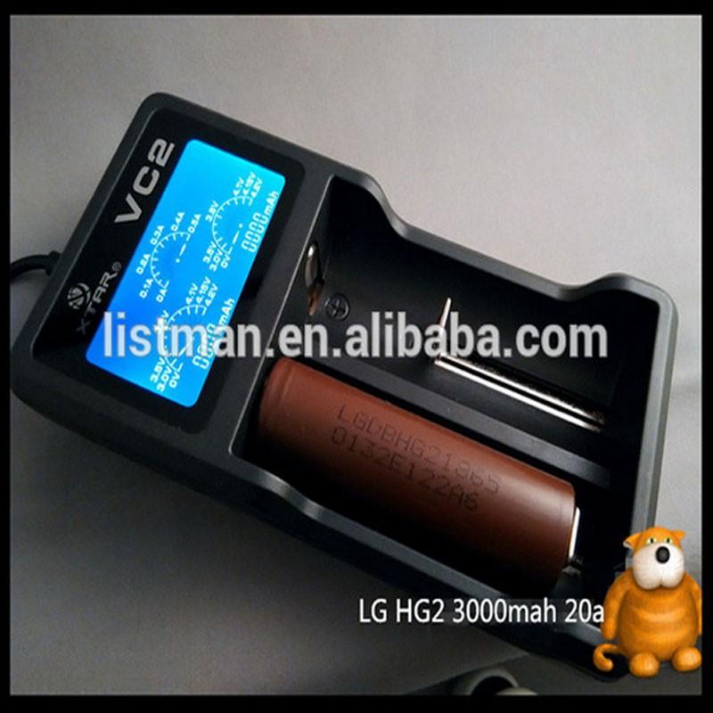 Original LG HG2 INR18650 Bateria de iões de lítio de 3000 mah/3.7 V lg hg2 18650 20A 3000 mah Célula de Bateria/18650 3000 mah bateria li-ion LG