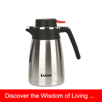 1.5L Stainless steel insulated teapot, water kettle