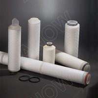 PES Membrane Pleated Water Filter Cartridge