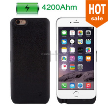 Backup Battery Charger Case For iPhone 6 Battery Case 4200mah