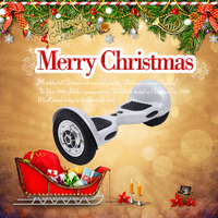 Christmas gift two wheels smart self balancing electric unicyle chariot scooter for teenager