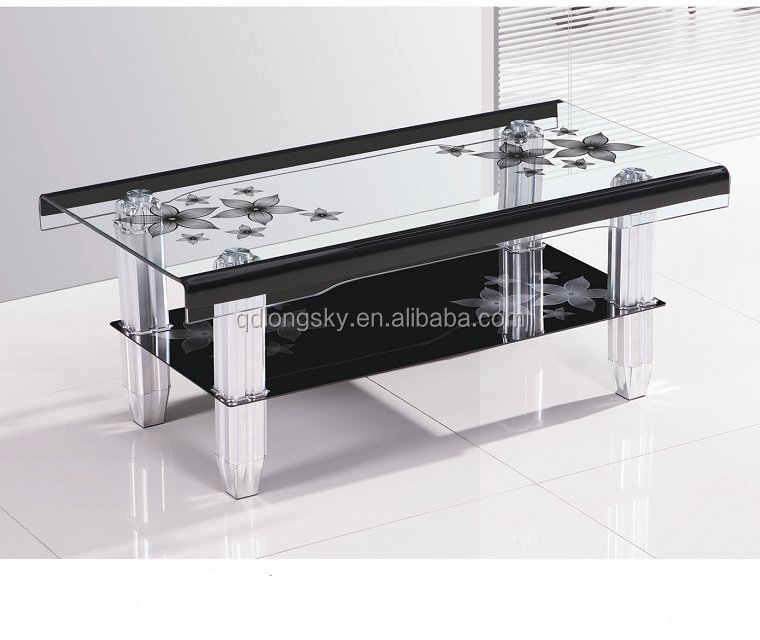 Glass teapoy designs images for Teapoy table designs