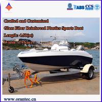 Wholesale Professional Fishing Sports Boats Fiber Glass/Glass Fiber Reinforced Plastics for Sale