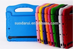 Hot sale For Apple ipad Mini stand safe EVA Foma Cover Kids Handle shockproof Protective case