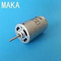 55JA04 dc brush electric fan motor 12 volt