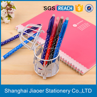 plastic erasable white tattoo gel ink pen