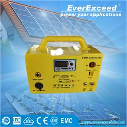 EverExceed 30w china ups price in pakistan Solar Home System for home and outside