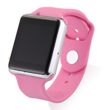 Amazon ebay hotsale smart watch mobile phone with SIM TF card bluetooth bracelet for IOS android mobile