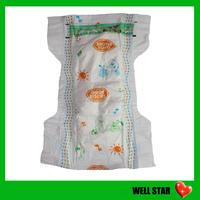 happy flute cloth diaper Medical fiber diapers adult baby women in nappies diaper fluff pulp