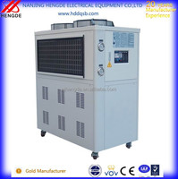 multi-function industrial air cooled chiller with heat pump