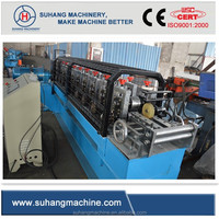 Steel Fence Post and Rails Roll Forming Machine [Australian Technology]