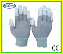 coated gloves for construction use Thoughtful good service concept safety glove