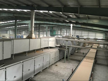 Construction Gypsum Boards Production mill, small investment, high profit