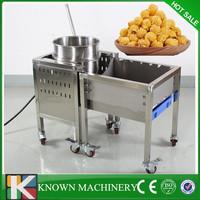 Good quality use gas as fuel sweet popcorn machine,big automatic popcorn machine