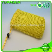 Hot sell fashionable travelling light laundry mesh pouch