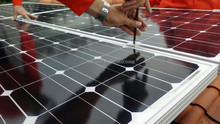 Low Price High Efficiency 20W Solar Panel for Solar Power System