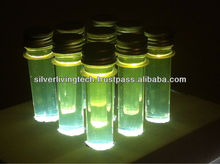Plata coloidal de Laboratorio Suplemento Mineral Antibiotico