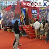 high level auto cinema in china